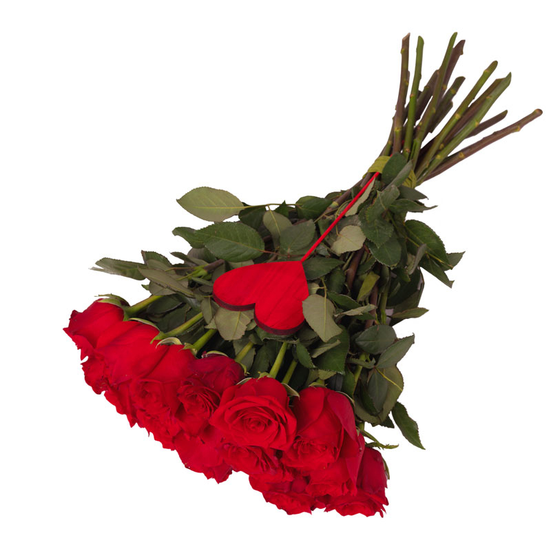 Róże na Walentynki Laflora