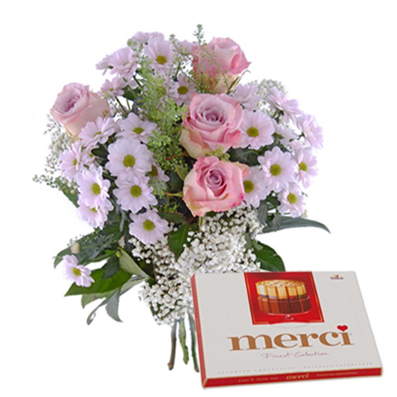 Bukiet kwiatów na urodziny Kwiaty