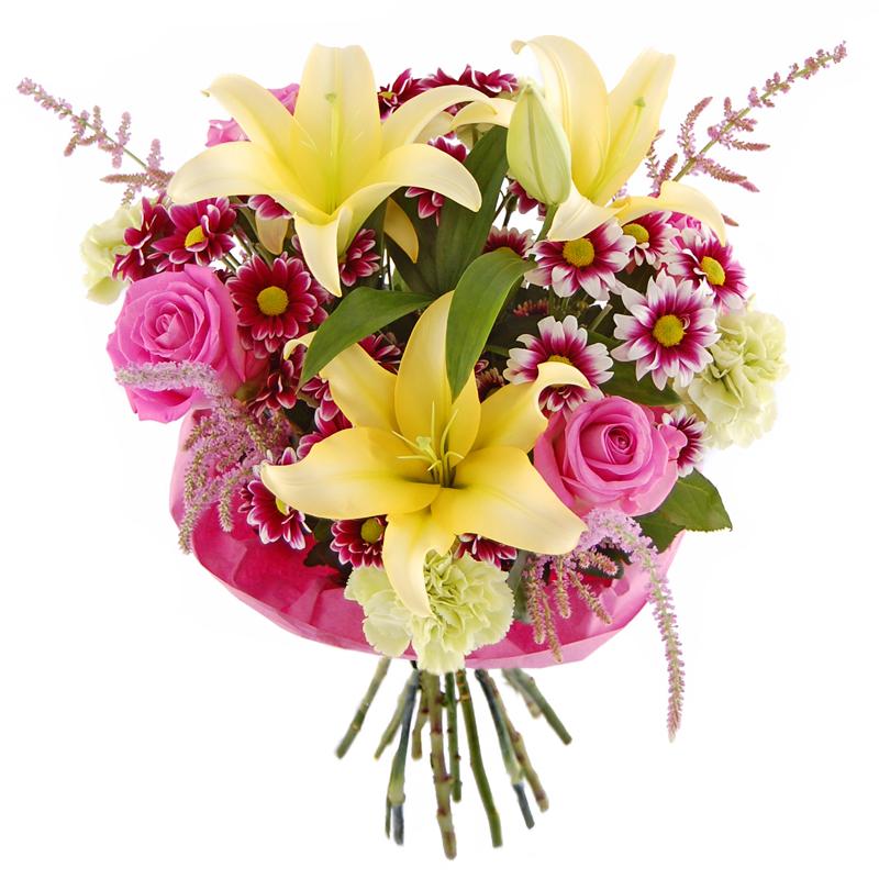 Bukiet radosna chwila Kwiaty