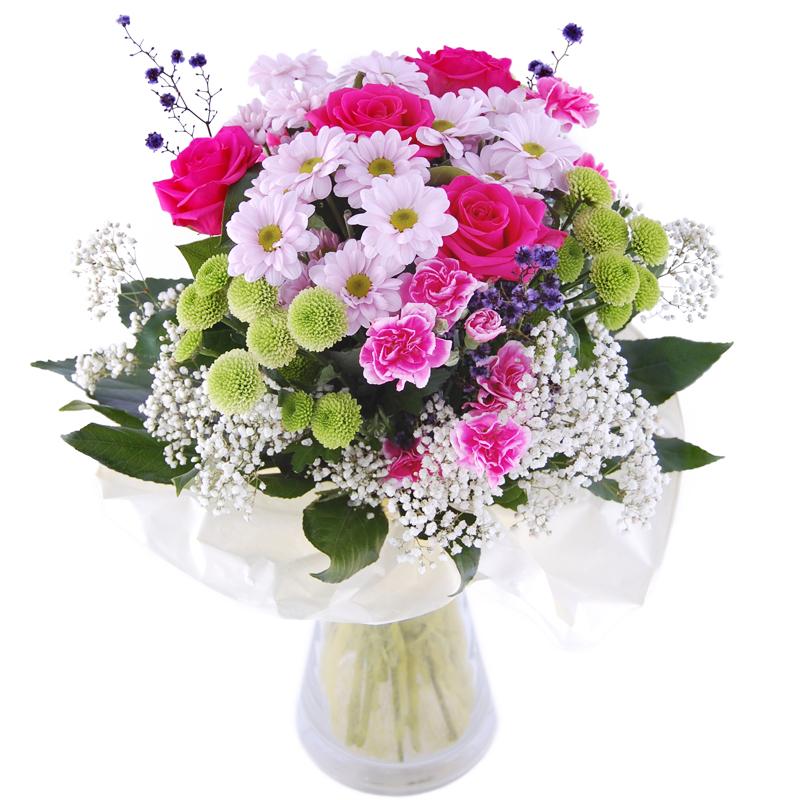 Kwiaty w wazonie Kwiaty